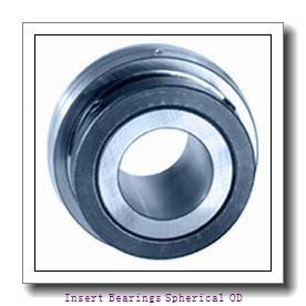 55,5625 mm x 100 mm x 46,6 mm  TIMKEN GYA203RRB  Insert Bearings Spherical OD