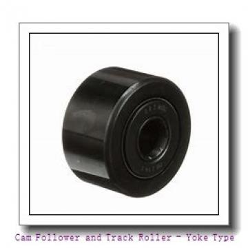IKO NAST6ZZUUR  Cam Follower and Track Roller - Yoke Type