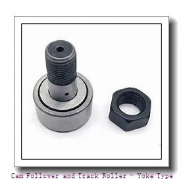 IKO NAST6ZZR  Cam Follower and Track Roller - Yoke Type