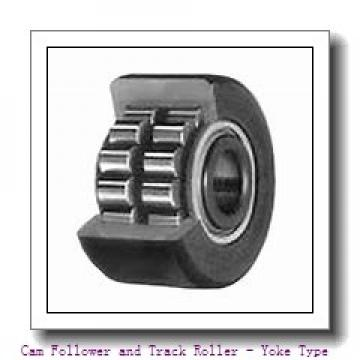 IKO NAST20ZZUUR  Cam Follower and Track Roller - Yoke Type