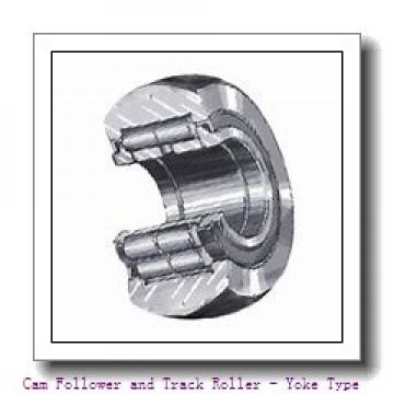 INA LR202-2RSR  Cam Follower and Track Roller - Yoke Type