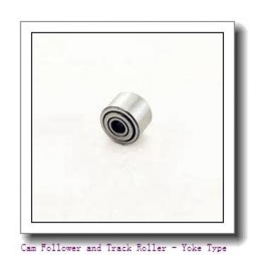 IKO NAST45ZZUUR  Cam Follower and Track Roller - Yoke Type