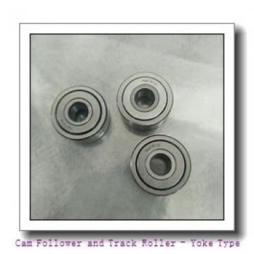 INA NNTR50X130X65-2ZL  Cam Follower and Track Roller - Yoke Type