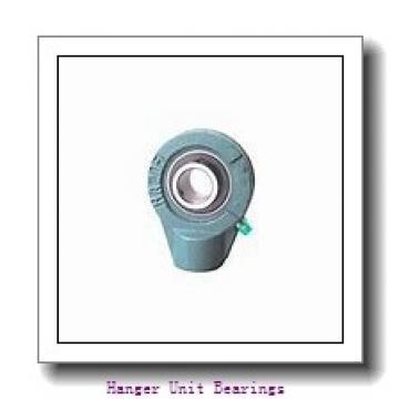 AMI MUCHPL206-20RFW  Hanger Unit Bearings