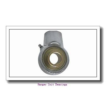 AMI UCHPL207-23MZ20CW  Hanger Unit Bearings