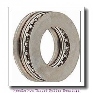 0.75 Inch   19.05 Millimeter x 1.5 Inch   38.1 Millimeter x 0.875 Inch   22.225 Millimeter  MCGILL RS 6  Needle Non Thrust Roller Bearings