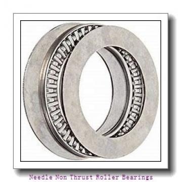 3.5 Inch | 88.9 Millimeter x 4.5 Inch | 114.3 Millimeter x 2 Inch | 50.8 Millimeter  MCGILL MR 56 S  Needle Non Thrust Roller Bearings