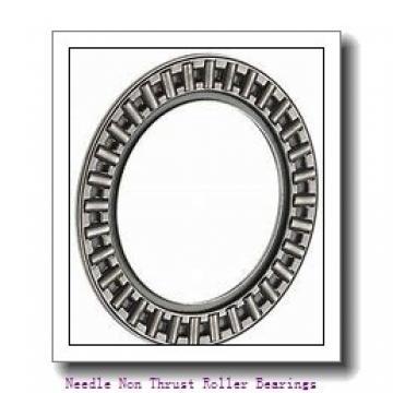 0.984 Inch   25 Millimeter x 1.26 Inch   32 Millimeter x 0.472 Inch   12 Millimeter  IKO TLA2512Z  Needle Non Thrust Roller Bearings