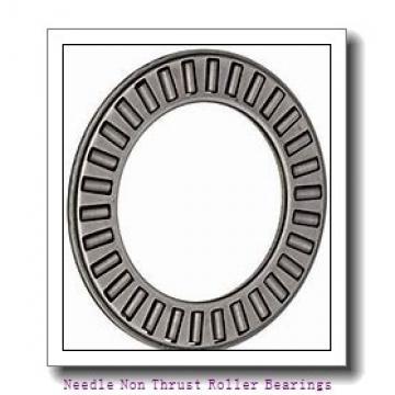 0.625 Inch   15.875 Millimeter x 0.875 Inch   22.225 Millimeter x 1.015 Inch   25.781 Millimeter  KOYO IR-1016  Needle Non Thrust Roller Bearings