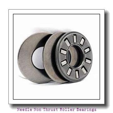 3 Inch | 76.2 Millimeter x 3.75 Inch | 95.25 Millimeter x 1.5 Inch | 38.1 Millimeter  MCGILL MR 48 N DS  Needle Non Thrust Roller Bearings