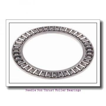 0.75 Inch | 19.05 Millimeter x 1.25 Inch | 31.75 Millimeter x 1 Inch | 25.4 Millimeter  KOYO HJ-122016.2RS  Needle Non Thrust Roller Bearings