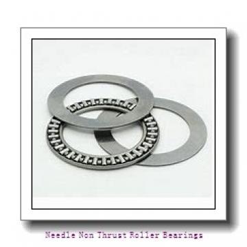 0.709 Inch | 18 Millimeter x 0.945 Inch | 24 Millimeter x 0.787 Inch | 20 Millimeter  IKO KT182420  Needle Non Thrust Roller Bearings
