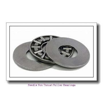 0.625 Inch | 15.875 Millimeter x 1.125 Inch | 28.575 Millimeter x 1 Inch | 25.4 Millimeter  MCGILL MR 10  Needle Non Thrust Roller Bearings