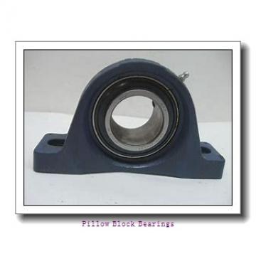 0.5 Inch | 12.7 Millimeter x 1 Inch | 25.4 Millimeter x 1.063 Inch | 27 Millimeter  DODGE P2B-SC-008  Pillow Block Bearings