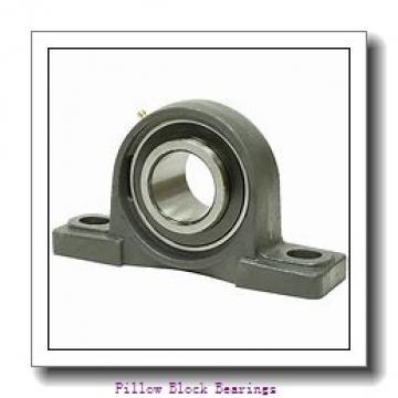 1 Inch   25.4 Millimeter x 1.188 Inch   30.17 Millimeter x 1.438 Inch   36.525 Millimeter  DODGE P2B-SCAH-100  Pillow Block Bearings