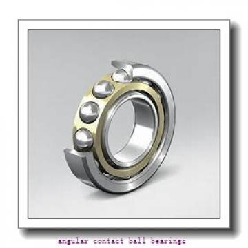 0.472 Inch | 12 Millimeter x 1.26 Inch | 32 Millimeter x 0.626 Inch | 15.9 Millimeter  SKF 5201SBKZZ  Angular Contact Ball Bearings