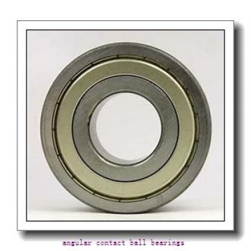 0.669 Inch | 17 Millimeter x 1.575 Inch | 40 Millimeter x 0.689 Inch | 17.5 Millimeter  SKF 5203SBKF  Angular Contact Ball Bearings