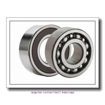 1.378 Inch | 35 Millimeter x 2.835 Inch | 72 Millimeter x 1.063 Inch | 27 Millimeter  SKF 5207MF  Angular Contact Ball Bearings