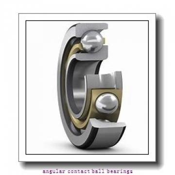 0.787 Inch | 20 Millimeter x 1.85 Inch | 47 Millimeter x 0.811 Inch | 20.6 Millimeter  SKF 5204CFG  Angular Contact Ball Bearings