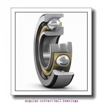 1.181 Inch   30 Millimeter x 2.441 Inch   62 Millimeter x 1.063 Inch   27 Millimeter  SKF 5206SBZZ  Angular Contact Ball Bearings
