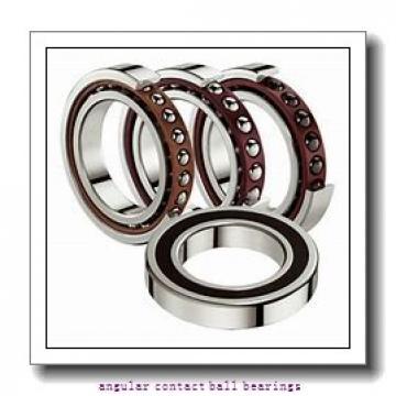 1.181 Inch | 30 Millimeter x 2.441 Inch | 62 Millimeter x 0.937 Inch | 23.8 Millimeter  SKF 5206CF  Angular Contact Ball Bearings