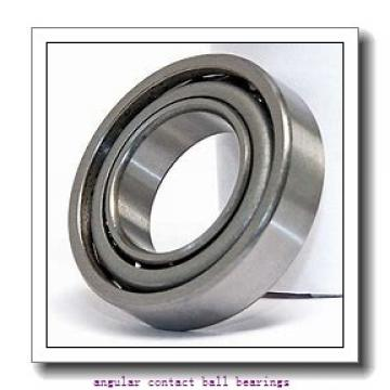 0.669 Inch | 17 Millimeter x 1.575 Inch | 40 Millimeter x 0.689 Inch | 17.5 Millimeter  SKF 5203SBKFF  Angular Contact Ball Bearings