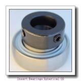 17 mm x 40 mm x 27,38 mm  TIMKEN GYE17KRRB  Insert Bearings Spherical OD