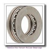 2.75 Inch | 69.85 Millimeter x 3.5 Inch | 88.9 Millimeter x 1.5 Inch | 38.1 Millimeter  MCGILL MR 44 N  Needle Non Thrust Roller Bearings