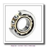 2.953 Inch | 75 Millimeter x 6.299 Inch | 160 Millimeter x 1.457 Inch | 37 Millimeter  SKF 7315PJDE-BRZ  Angular Contact Ball Bearings